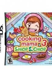 Cooking Mama 3: Chop & Shop