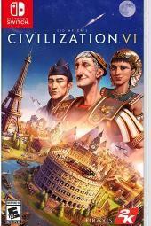 Sid Meiers Civilization VI (Switch)