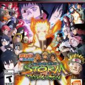 """Naruto Shippuden"": ""Ultimate Ninja Storm Revolution"""