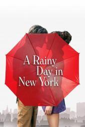 Ein regnerischer Tag in New York