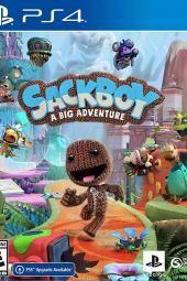 Sackboy: Ein großes Abenteuer