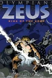 Zeus: King of the Gods: Olympians, Book 1