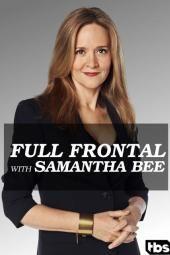 Frontal Completo com Samantha Bee