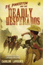 P.K. Pinkertons un nāvējošie desperados: P.K. Pinkertons, 1. grāmata