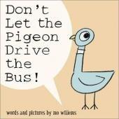 Nie pozwól gołębiom prowadzić autobusu!
