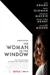 المرأة في النافذة