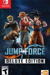 Jump Force Deluxe izdanje