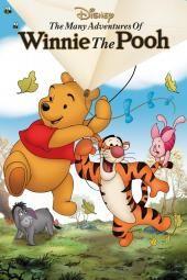 Winnie the Pooh's mange eventyr