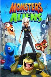 Monsters εναντίον Aliens