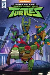 Teismeliste mutantsete ninjakilpkonnade tõus