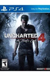 """Uncharted 4"": vagies pabaiga"