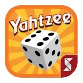 Yahtzee ar draugiem Dice