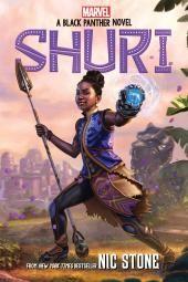 Shuri: A Black Panther Novel, livro 1