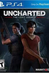 Uncharted: Pazudušais mantojums