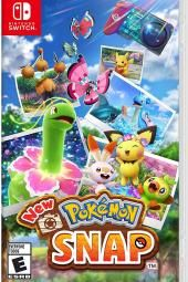 Jauns Pokemon Snap