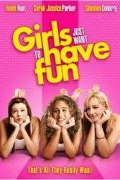 Mädchen wollen einfach nur Spaß haben