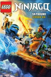 """Lego Ninjago"": ""Spinjitzu"" meistrai: ""Skybound"""
