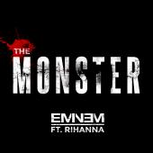 'Monster (ft. Rihanna)' (CD singls)