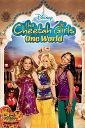 Gepardu meitenes: viena pasaule