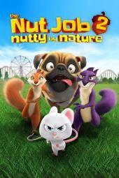 The Nut Job 2: loco por naturaleza