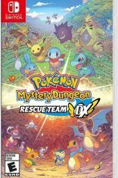 بوكيمون الغموض المحصن: فريق الإنقاذ DX