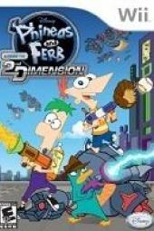 Phineas un Ferb: pāri 2. dimensijai