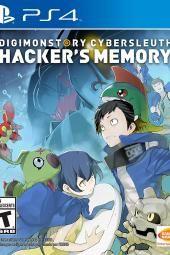 Digimona stāsts: kibernoziegumi - hakeru atmiņa