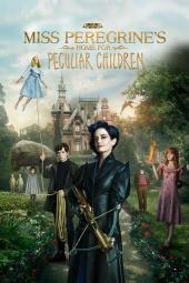 Frøken Peregrines hjem for ejendommelige børn