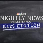 NBC Nightly News Edición para niños