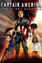 Kapteinis Amerika: pirmais atriebējs