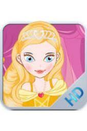 Iluprintsess: Kleit ja mäng lastele HD