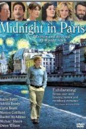 Pusnakts Parīzē