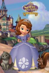 Sofia die Erste: Es war einmal eine Prinzessin