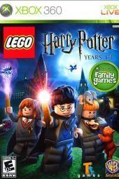 LEGO Χάρι Πότερ: Έτη 1-4