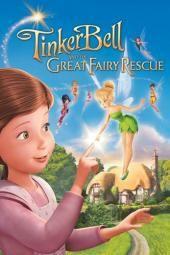 Tinker Bell y el gran rescate de las hadas