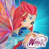 Winx Bloomix Quest: عداء سحري ثلاثي الأبعاد